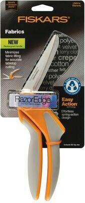 Fiskars Razor Edge Fabric Shears (9085)