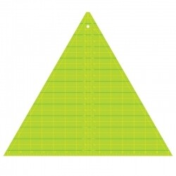 Matilda's Own Triangle 60deg 12.5
