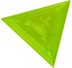 Matilda's Own Triangle 60deg 3.25