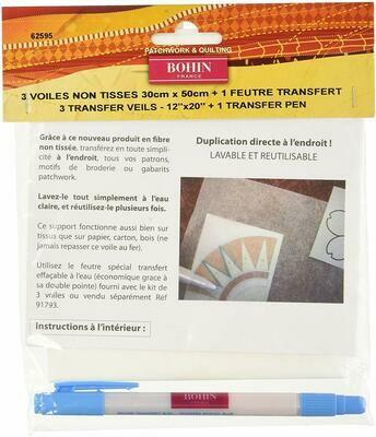 Bohin Transferveils Pkt (62593)