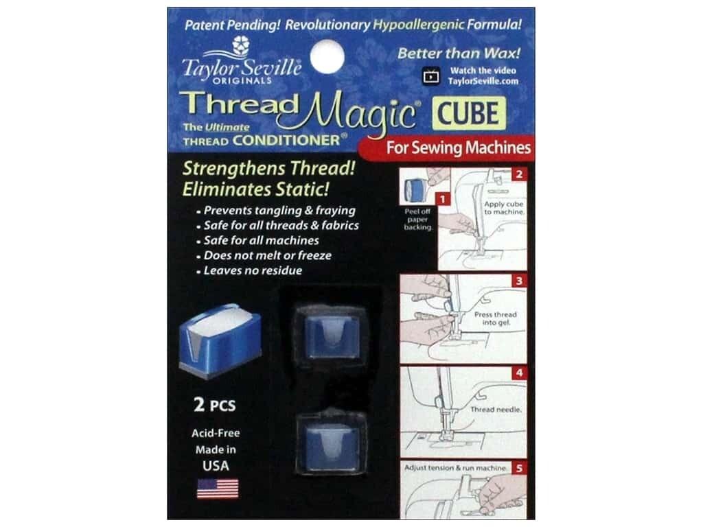 Taylor Seville Thread Magic Cube (020114)