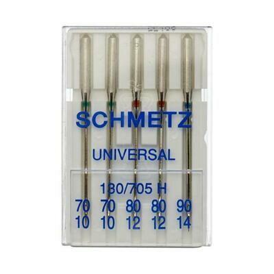 Schmetz Universal Mixed #70/10 - 90/14 (AN6300)