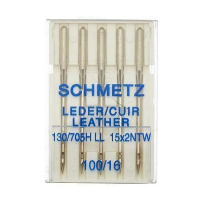 Schmetz Leather Mixed #080-100