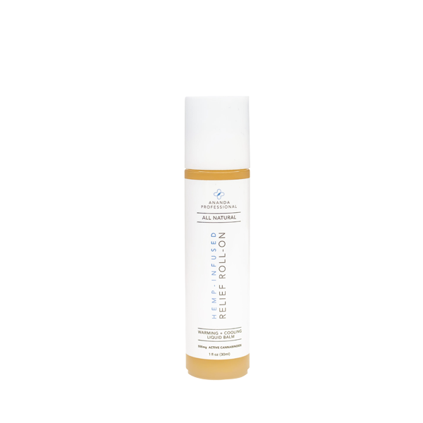 Ananda Hemp-Infused Relief Roll On