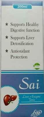 Sai Liver & Enzyme Tonic SRG