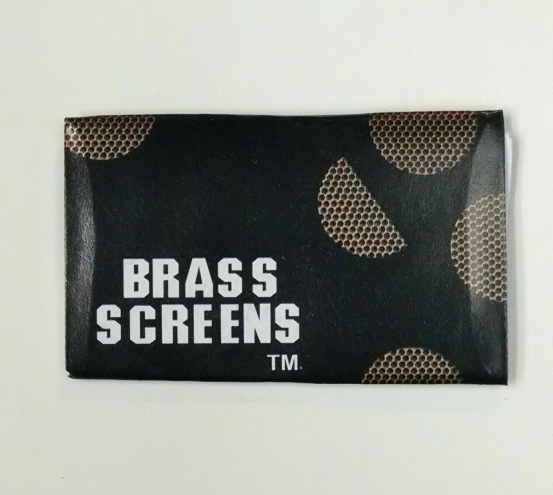 Brass Pipe Screens