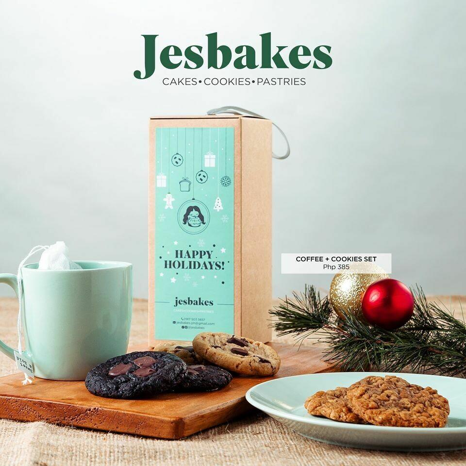Coffee - Cookie Box