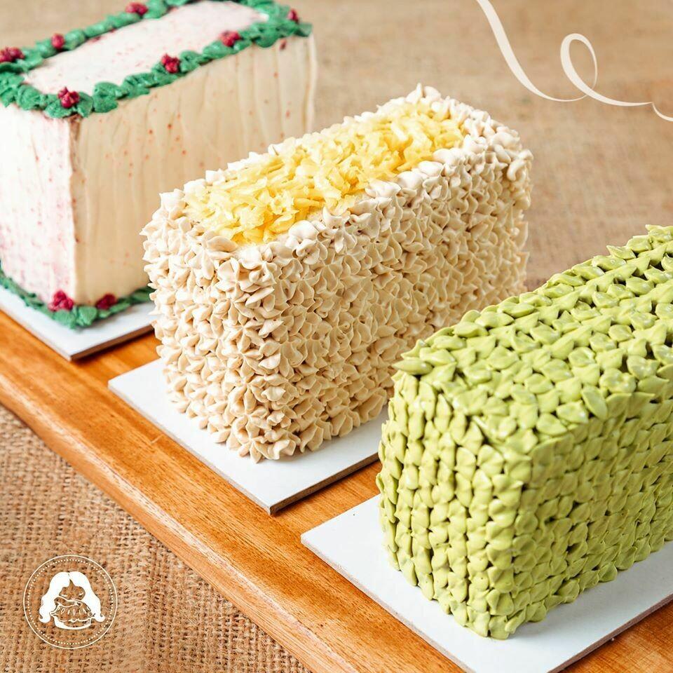 Christmas Mini Cake Set