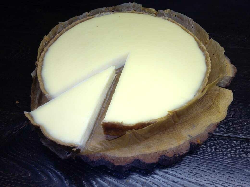 Чизкейк ваниль