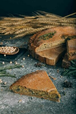Пирог Царь - фалафель