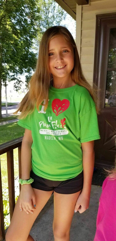 Kid's Plaza Shirt