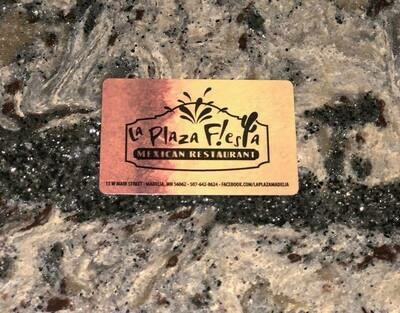 Plaza Gift Cards