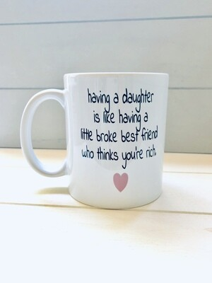 DAUGHTER CARD-MUG-PRINT