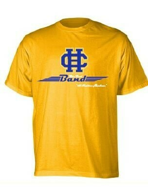 Gold Band Shirt