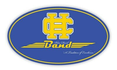 Henry Clay Band Magnet