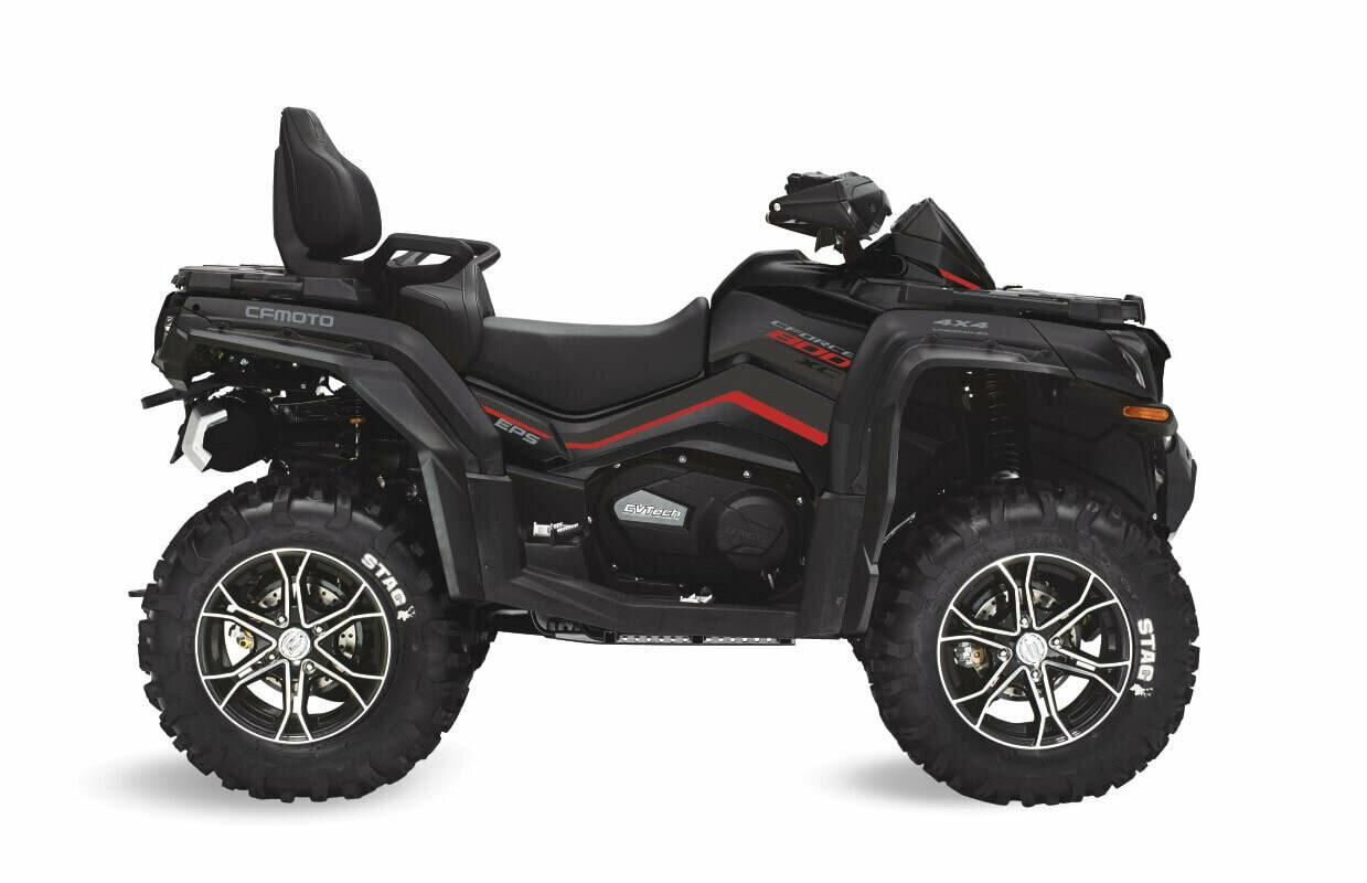 2019 CFMOTO CFORCE 800 XC EPS ATV 4x4 Black