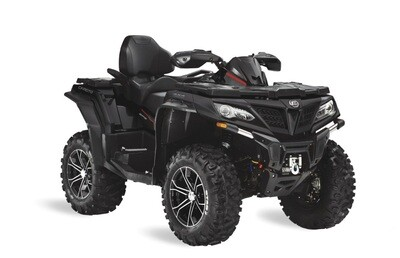 2019 CFMOTO CFORCE 800 XC EPS ATV 4x4 Black