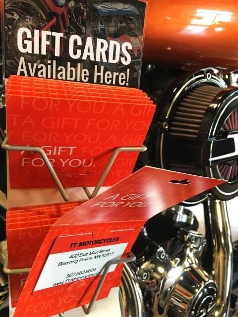 TT Gift Card