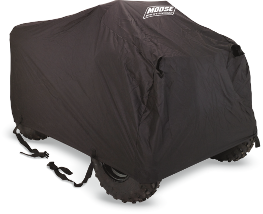 Moose Black XL ATV Cover Trailerable (4002-0056)