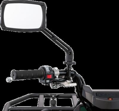 Moose Utility ATV Anti-Vibration Side Mirror (0640-1315)