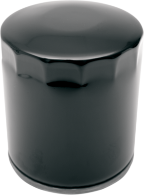 Drag Specialties Oil Filter Black, Twin Cam (DS-275109)