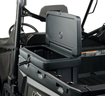 Moose Saddle Cargo Storage Utility Box UTV, Polaris, CFMOTO (1512-0216)