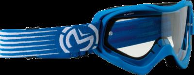 Moose Goggle Qualifier Slash Blue/White (2601-2119)