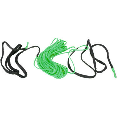 "Moose Synthetic Winch Rope 1/4"" x 50' Green (4505-0619)"