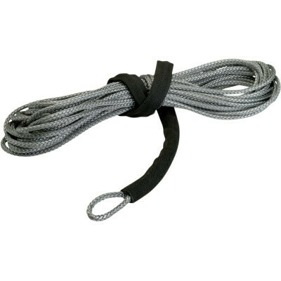 "Moose Synthetic Winch Rope 3/16"" x 50' Gray (4505-0343)"