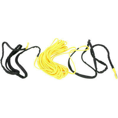 "Moose Synthetic Winch Rope 3/16"" x 50' Yellow (4505-0613)"