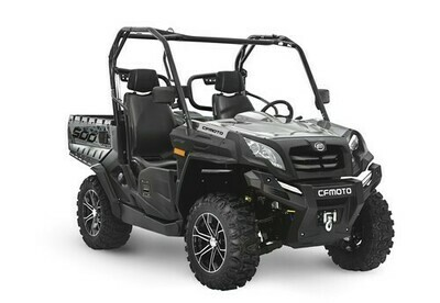 2020 CFMOTO UFORCE 500 EPS UTV 4x4 Grey