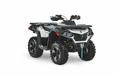 2020 CFMOTO CFORCE 600 EPS ATV 4x4 Grey