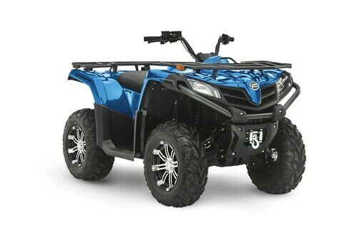 2020 CFMOTO CFORCE 500 S EPS ATV 4x4 Blue