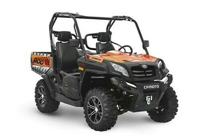 2020 CFMOTO UFORCE 800 EPS UTV 4x4 Orange