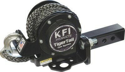 KFI Tiger Tail 12' Tow Rope System ATV/UTV 1.25