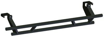 KFI Rear Bumper Kawasaki Mule Pro, Black (101250, 10-1250)