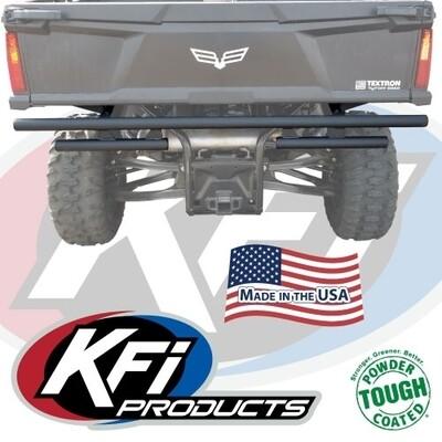 KFI Rear Bumper Textron Prowler Pro, Black (101675, 10-1675)