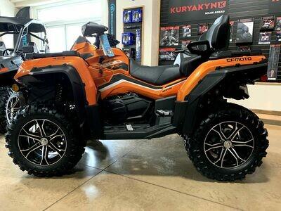 2019 CFMOTO CFORCE 800 XC EPS ATV 4x4 Orange