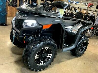 2020 CFMOTO CFORCE 600 EPS ATV 4x4 Grey
