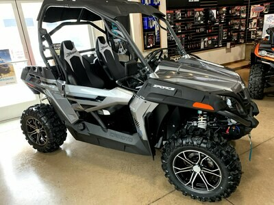 2020 CFMOTO ZFORCE 800 Trail EPS SSV 4x4 Grey