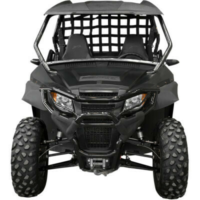 Arctic Cat Wildcat Kimpex Net Rear Panel Big Mesh Black (157020, 0521-1628)