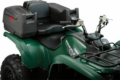 Moose ATV Dynasty Rear Passenger Seat Storage Trunk Box (3505-0203)