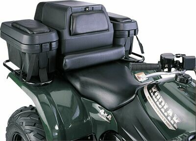 Moose ATV Executive Rear Storage Trunk Box (MUDT10)