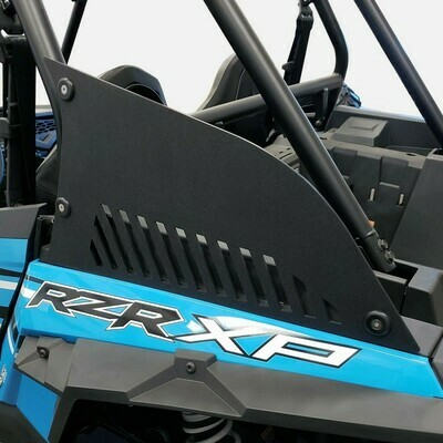 Polaris RZR XP Klock Werks UTV Sail Side Panels, Gray (KW05-01-0447, 0521-1580)