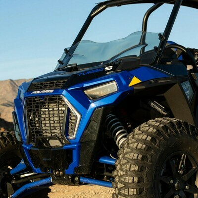 Polaris RZR XP 19-20 Klock Werks UTV Flare Tinted Windshield (KW05-01-0531-T, 2317-0419)