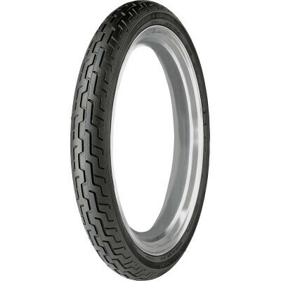 Dunlop D402 MT90-16 72H Front Tire, Harley Blackwall (45006403, 3020-91)