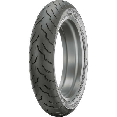 Dunlop American Elite 130/80B17 65H Front Tire, Blackwall (45131178, 0305-0305)