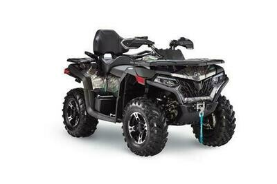 2020 CFMOTO CFORCE 600 Touring EPS ATV 4x4 Camo