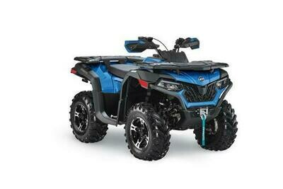 2020 CFMOTO CFORCE 600 EPS ATV 4x4 Blue