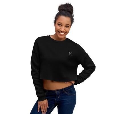Original Okovich Crop Sweatshirt